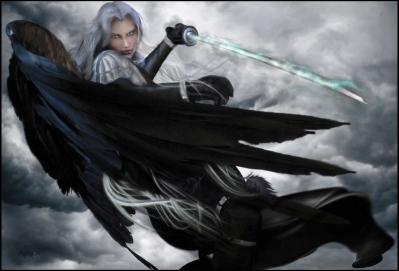 Sephiroth Seraph Awakened