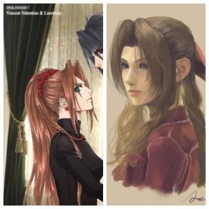 Lucrecia and Aeris