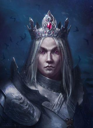 Rhaegar Targaryen Crowned