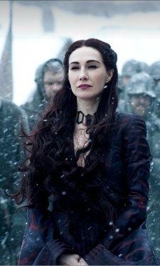 Melisandre Burning Shireen
