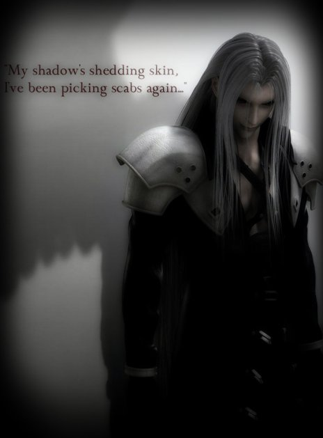 Sephiroth My Shadow