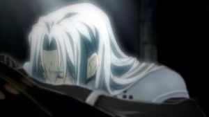 Sephiroth Possibly Weeping