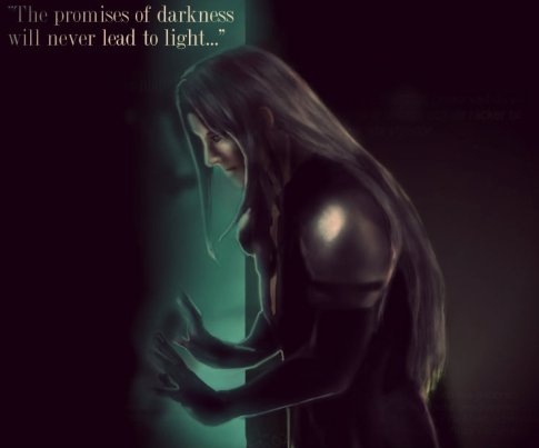 Sephiroth The Promises of Darkness