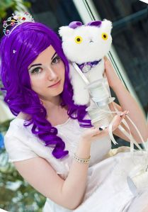 Rarity Cosplay 6