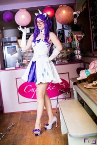 Rarity Cosplay