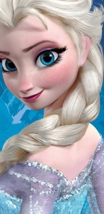 Elsa Long Eyelashes