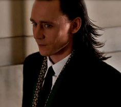 Loki in a Suit
