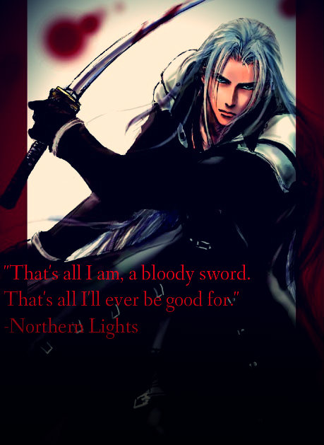 A Bloody Sword