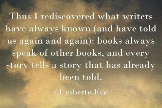 Umberto Eco Quote