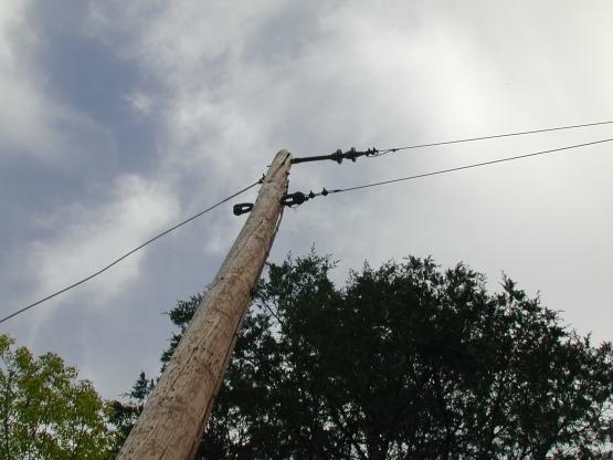 Random Pole