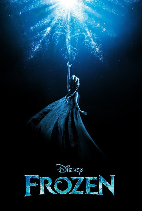 Frozen French Movie Cover 2