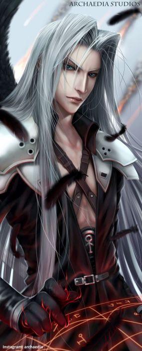 Sephiroth by Archaedia Studios