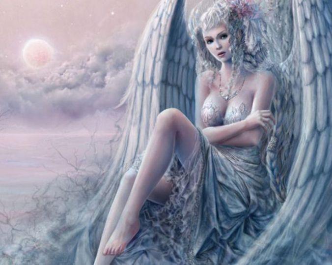 Winter Angel Beautiful