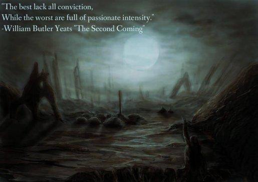 Barren World - Second Coming