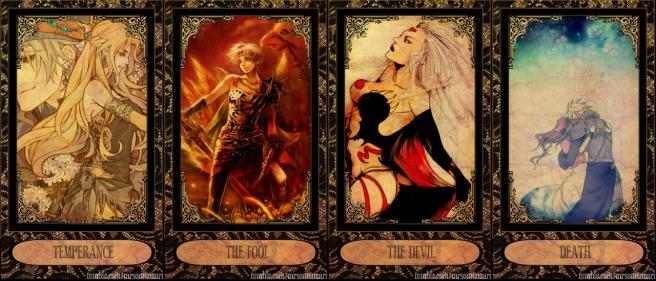 Final Fantasy Tarot