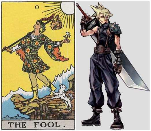 The Fool & Cloud