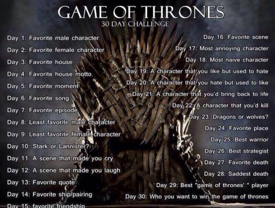 game-of-thrones-30-day-challenge