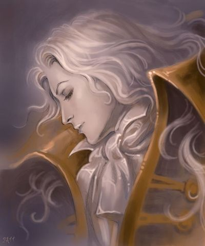Dreaming Alucard by Candra