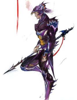 Kain the Dragon Knight