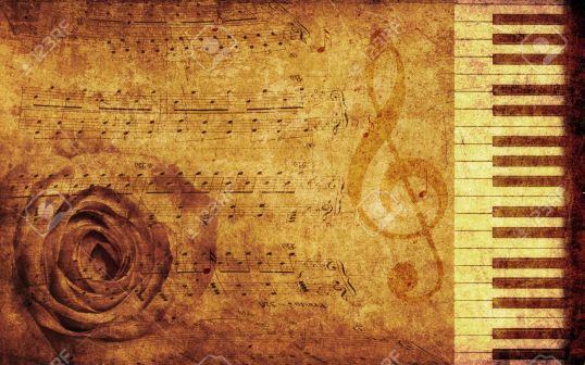 vintage-music-background