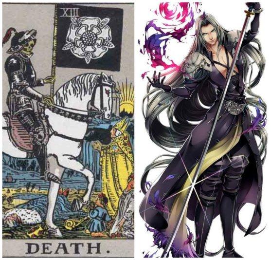 death-sephiroth