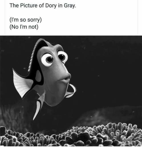 dory-in-gray