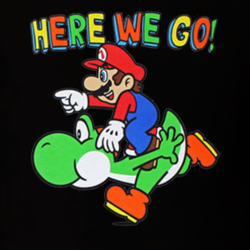 [Crônica] Males dos mares Mario-here-we-go