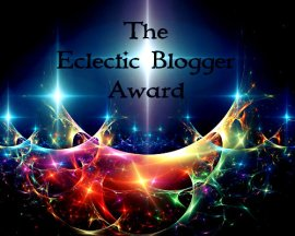 The Eclectic Blogger Award